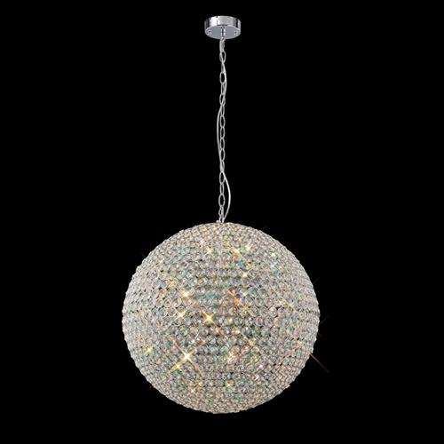 Ava crystal ceiling pendant the lighting superstore ava crystal pendant light il30195 mozeypictures Image collections