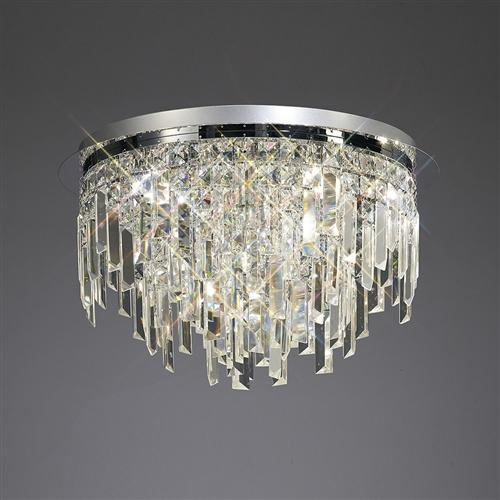 Maddison Crystal Ceiling Light Il30251