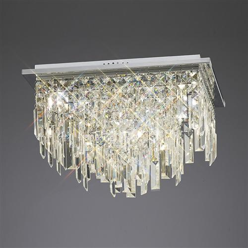 Maddison Crystal Ceiling Light Il30252