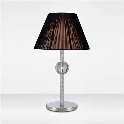 Elena Crystal Table Lamp Il30510+Ms031