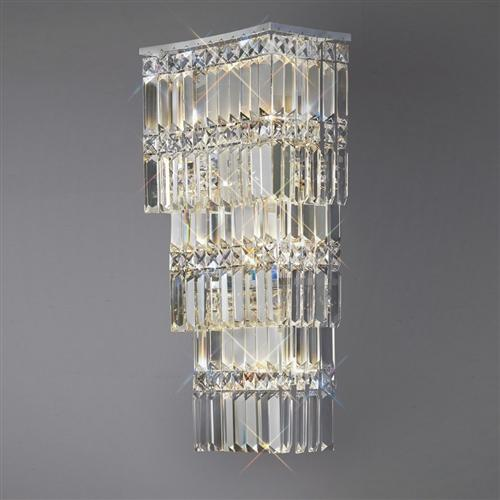 Gianni Crystal Wall Light IL30640