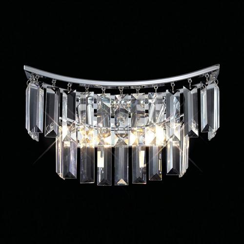 Gianni Wall Light Crystal Il30641