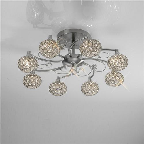 Cara Crystal Ceiling Light Il30938