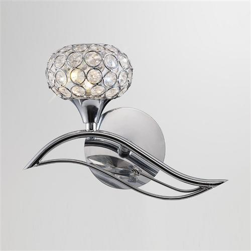 Leimo Crystal Wall Light Il30951-L