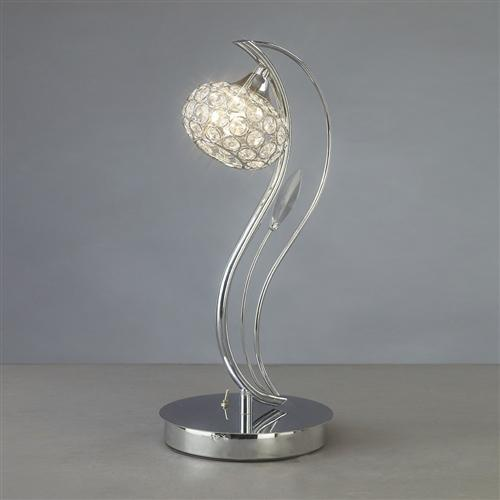 Leimo Crystal Table Lamp Il30959