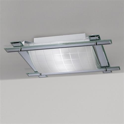 led flush ceiling lights bq light fitting ebay for hallway