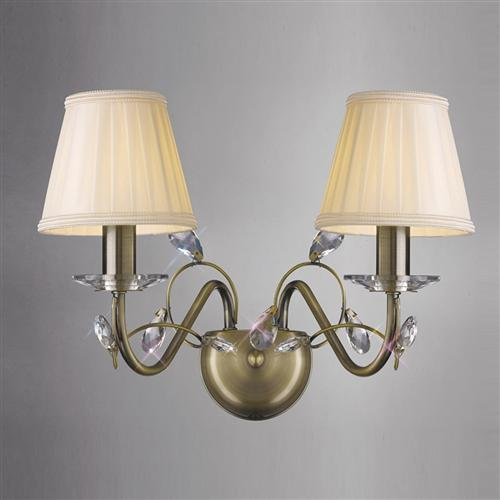 Willow Wall Light Il31222+Ils31228