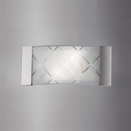 Aries Double Wall Light IL31280