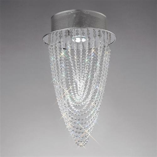 Camilla Crystal Ceiling Light Il31390