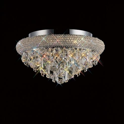 Alexandra Crystal Ceiling Light Il31445