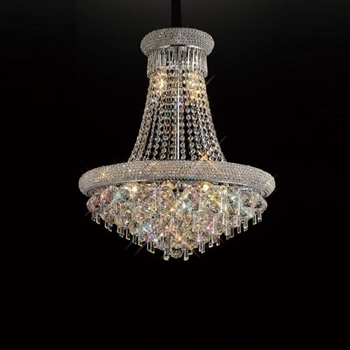 Alexandra Thirteen Light Crystal Chandelier IL31451