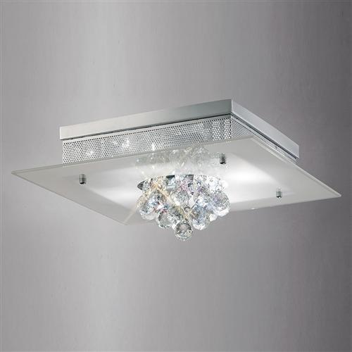 IL31470 Tabitha Flush Ceiling Light