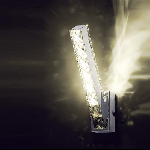 Galaxy LED Crystal Wall Light Il80031