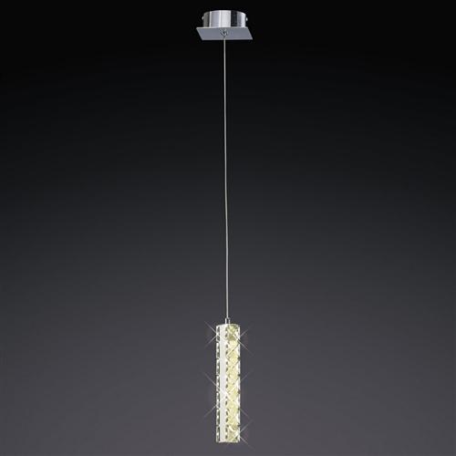 Galaxy Single LED Pendant Il80033
