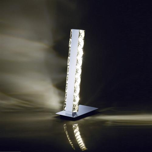 Galaxy LED Crystal Table Lamp Il80040