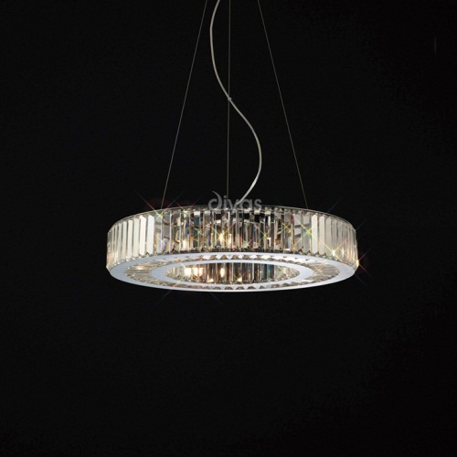 Torre Crystal Pendant Light Il30079