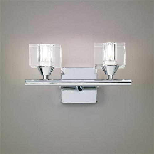Cuadrax 2 Arm Wall Light M2364