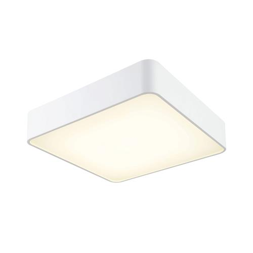 Cumbuco LED White Medium Square Ceiling Fitting M6153