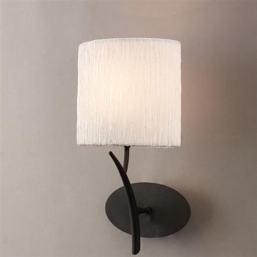 Eve Antracite Single Wall Light M1154