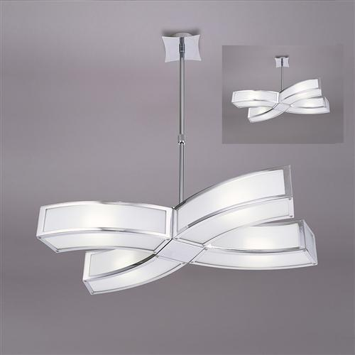 Contemporary Duna Single Pendant Light M0404