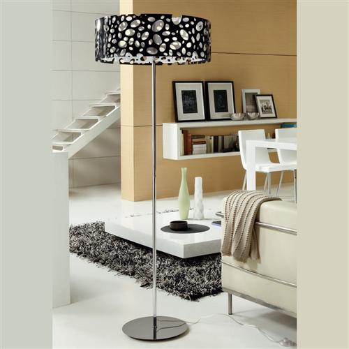 Lupin low energy modern floor lamp the lighting superstore lupin low energy floor lamp m1357 mozeypictures Gallery