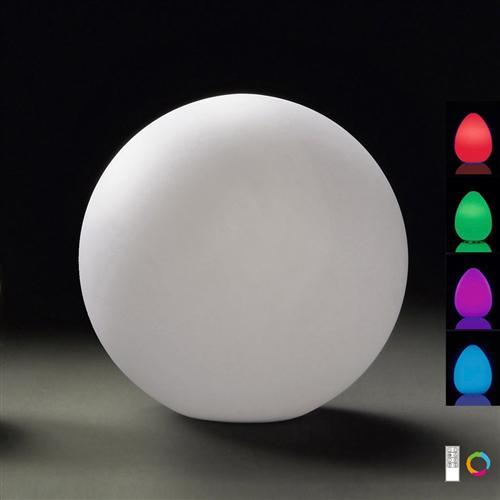 Medium Huevo Colour Changing Table Lamp M1393 The