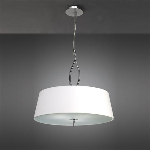 Ninette ceiling pendant light the lighting superstore ninette pendant chrome ceiling light m1902 mozeypictures Image collections