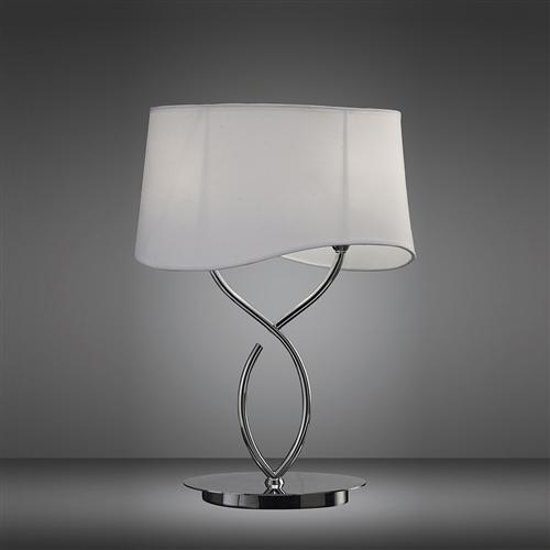 Ninette 2 Light Table Lamp The Lighting Superstore