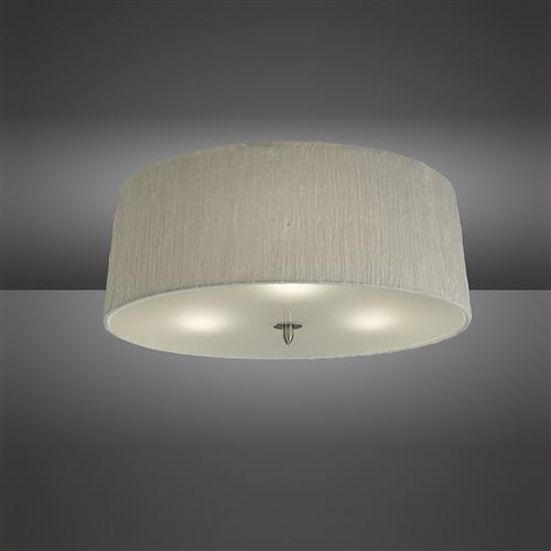 Lua contemporary flush fitting ceiling light the lighting superstore lua flush fitting ceiling light m3705 mozeypictures Image collections