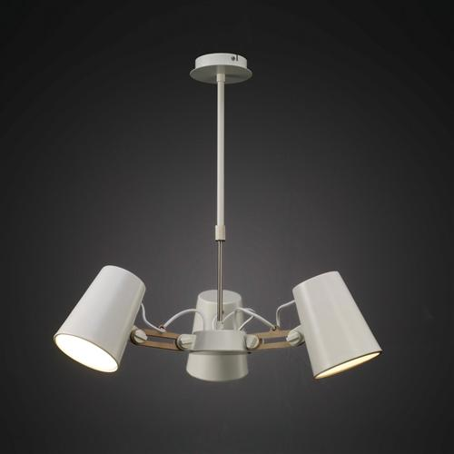 Contemporary Multi 3 Arm Ceiling Light M3771