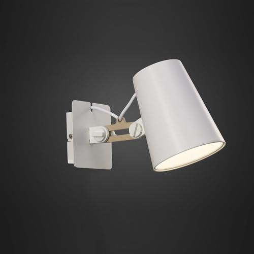 Contemporary Looker Wall Light M3772/S