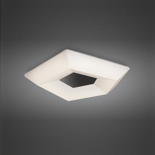 Contemporary City Small LED Flush Fitting Light M3796