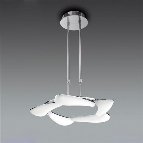 M3801 Contemporary Mistral LED Pendant Light
