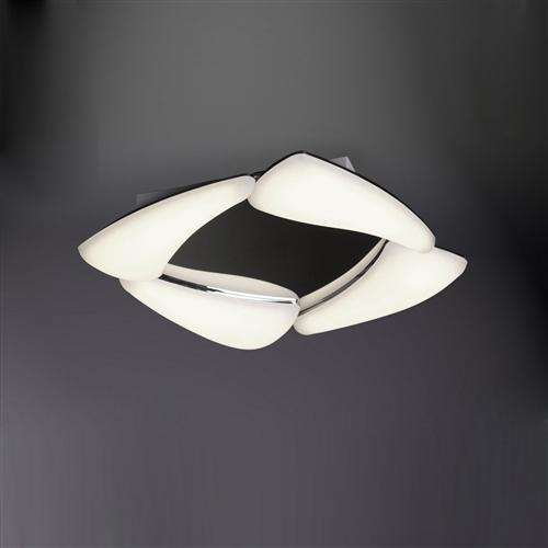 Mistral Flush Fitting Led Ceiling Light M3806 The Lighting Superstore