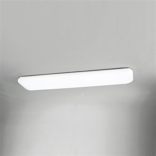rectangle led flush ceiling light m4671 lighting superstore