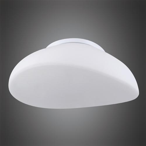 M4895 Opal Flush Fitting Ceiling Light