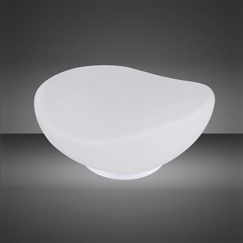 Contemporary Opal Table Lamp M4898