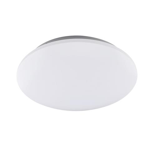 Zero 2 LED Small Round Flush Ceiling Fitting M5945