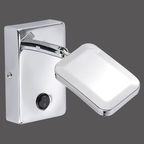 wella dedicated led switched wall light