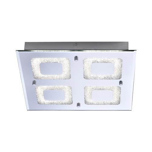 Lisa LED Crystal Ceiling 4 Light 11572-17