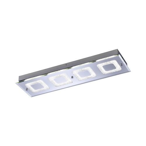 Lisa Crystal LED Ceiling 4 Light 11573-17