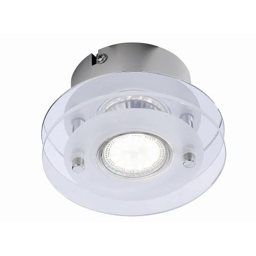 stefan single led ceiling light