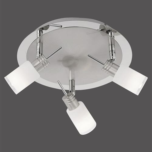 Paka Semi Flush LED Ceiling Light. 11873-55