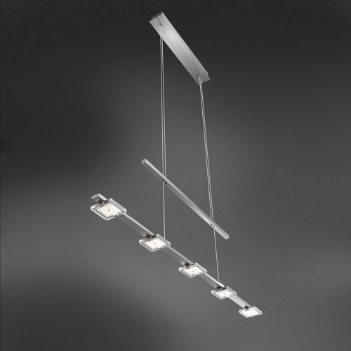 2445-17 Daan LED Rise & Fall Pendant