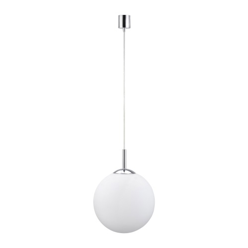 2447-17 Bolo LED Chrome Pendant Light