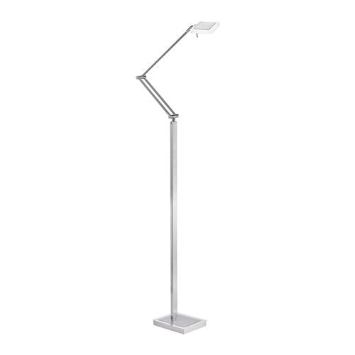 Vidal LED Steel Floor Lamp 323-55