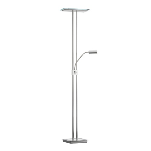 Lejana LED Stainless Steel Floor Lamp 345-55