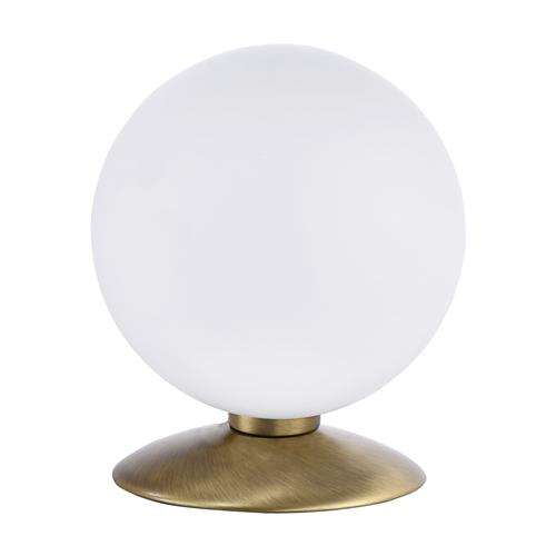Padova LED Old Brass Table Touch Lamp PN0590