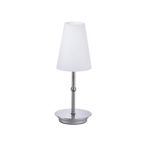 4030-55 Bianca LED Steel Table Touch Lamp