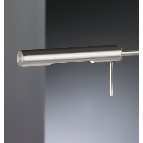 408 55 multi led stainless steel floor lamp the lighting for Multi led floor lamp